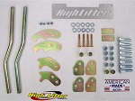 "2009?Arctic Cat?700 Auto 2/4 WD IRS H1 Signature Series 3"" Lift Kit ALK1000-50"
