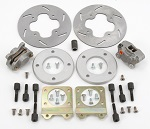Honda TRX650 Rincon 4x4 2003-2005 High Lifter Front Disc Brake Conversion Kit