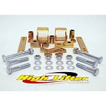 "High Lifter 2"" Lift Kit Honda Rancher 350 00-06 / Rancher 400 AT 03-07 