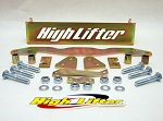 "High Lifter 2"" Signature Series Lift Kit Honda Foreman Rubicon 500 