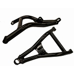 2016-2020 Can Am Defender High Lifter Arched Forward Front Control A Arms Black