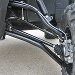Max Clearance Front Forward A Arms Can-Am Defender HD10 XMR | BLACK