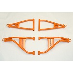 Polaris Ranger Fullsize 2013-2019 High Lifter Front Forward A-Arms | Orange