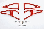 2013-2018 Polaris Ranger Fullsize Forward Front Control A Arms | Red
