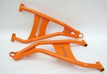 2018 Polaris Ranger DSL Crew Max Clearance Lower Front A-Arms Orange