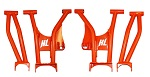 2016-2019?Polaris?General 1000 High Lifter Rear Raked A Arms | Orange