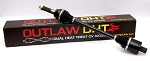 Outlaw DHT Axle Can Am Outlander Renegade 2012+ | Front Left| DHT-C10L-FL