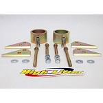 "High Lifter 2"" Lift Kit 2010-2014 Polaris Ranger 400 500 800 EV Midsize | PLK400R-00"