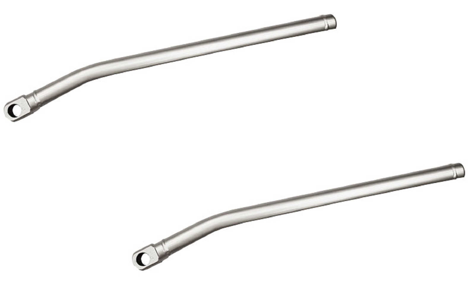 Max Clearance Upper Radius Bar Kit Polaris RZR 1000 XP 2017-2019 Silver 12mm