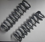 High Lifter Front Lift Spring Kit for 2011-2014 Polaris Sportsman 850 Silver