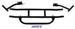 EZGO TXT Golf Cart 1994-2013 Jake's Front Bumper Brush Guard | 30844