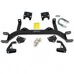 "EZGO TXT Golf Cart 1994.5-2001.5 Gas Models Jakes 5"" Lift Kit 