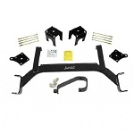 "EZGO TXT Electric Golf Cart 2001.5-2013.5 Jakes 5"" Axle Lift Kit 