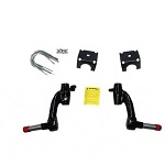 "EZGO TXT Golf Cart 2001.5-2009 Gas Models Jakes 6"" Lift Kit 