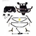 EZGO TXT Golf Cart 2001.5-2009 Gas Jakes Long Travel Lift Kit | 6209