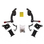"EZGO Workhorse 1200 1994.5-2001.5 Gas Models Jakes 6"" Spindle Lift Kit 