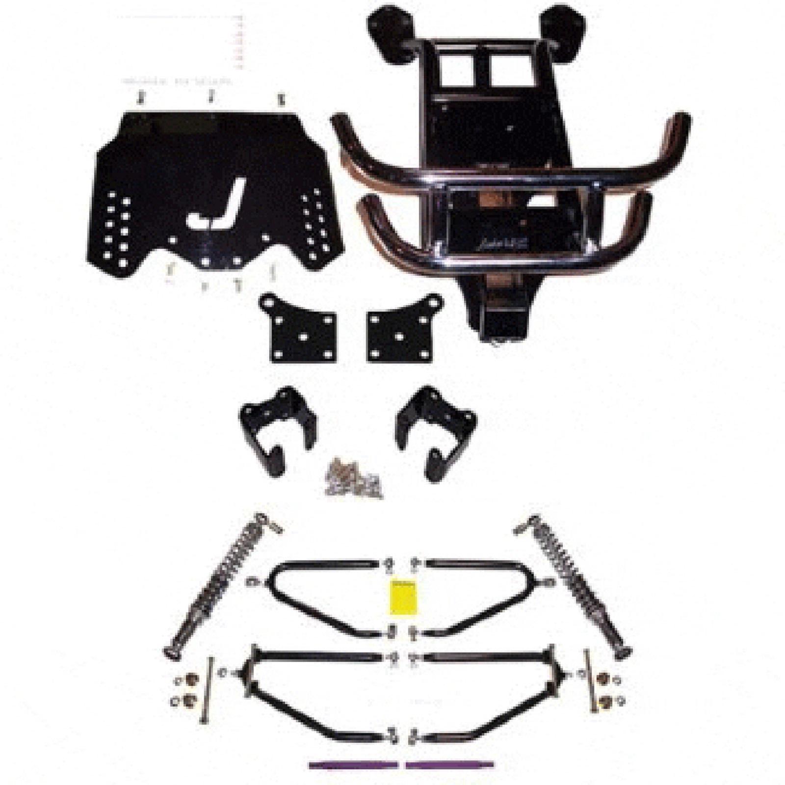 EZGO TXT Golf Cart 1994 5-2001 5 Electric Jakes Long Travel Lift Kit | 6214