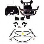 EZGO TXT Golf Cart 1994.5-2001.5 Electric Jakes Long Travel Lift Kit | 6214