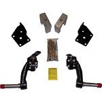 "Fairplay Star Zone Electric Golf Cart 2005-Up Jakes 6"" Spindle Lift Kit 
