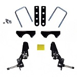 "Club Car Golf Cart 1981-Up w/Mech Brakes Jakes 3"" Spindle Lift Kit 