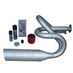 EZGO TXT Gas Golf Cart 1994-2003 Jakes Performance Header Kit | 7055