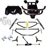 EZGO TXT Golf Cart 2009.5-Up Gas Kawasaki Jakes Long Travel Lift Kit | 7140