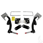 "EZGO RXV Electric Golf Cart 2008-2013 Jakes 6"" Spindle Lift Kit 