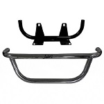 Club Car Precedent Golf Cart 2004-Up Jakes Front Bumper Stainless | 7434