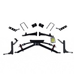 "Jakes Club Car DS Golf Cart 1982-2004.5 6"" Double A-arm Lift Kit 