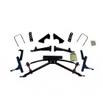 "Jakes Club Car DS Gas Golf Cart 1982-1996 4"" Double A-arm Lift Kit 