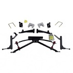 "Jakes Club Car DS Gas Golf Cart 1982-1996 6"" Double A-arm Lift Kit 