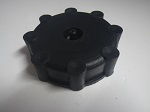 Wide Open Aftermarket ATV Plastic Fuel Tank Replacement Gas Cap
