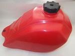 Honda ATC250SX ATC 250SX 1985-1987 Plastic Fuel Tank & Gas Cap | Red