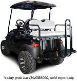 Madjax Genesis 150 Rear Flip Seat | Club Car Precedent 2004-Up Golf | White