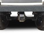 Madjax Towing Trailer Receiver Hitch 2008-Up EZGO RXV Golf Cart | 01-040