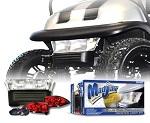 MadJax Club Car Precedent Golf Cart 2004-2007 Frosted Lens Light Kit | 02-002