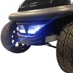 Club Car Precedent 2004-2008.5 Electric Golf Cart | MadJax LED Light Kit