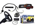 MadJax Club Car DS Golf Cart Ultimate Light Kit | Turn Signal, Brake, Horn