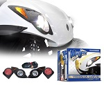 MadJax Yamaha G29 Drive 2007-Up Basic Light Kit w/ LED Tail Lights | 02-015
