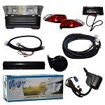 MadJax Club Car Precedent Street Legal Headlight Tail Light Turn Signal | 02-021