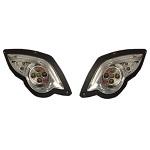 Yamaha G29 Drive Golf Cart 2007-2016 | MadJax LED Replacement Headlights