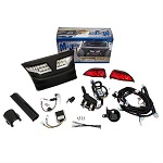 Madjax Club Car Precedent Golf Cart 2004+ LED Auto Style Ultimate Light Kit | 02-044