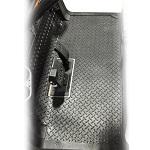 Diamond Plated Rubber Floor Mat for Club Car Precedent 2004-Up Golf Cart