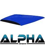 Madjax Alpha Series Hood Scoop for Club Car Precedent | Blue
