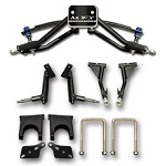 "Club Car Precedent Golf Cart 2004-Up 6"" A-Arm MadJax Lift Kit 