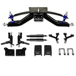 "EZGO Electric RXV Golf Cart 2008-Up 6"" A-Arm MadJax Lift Kit 