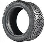 MadJax Cobra Series 215/35/12 Golf Cart Low Profile DOT Street Tire