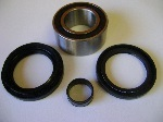 1987-1989 Honda TRX350D Front Wheel Bearing & Seal Kit