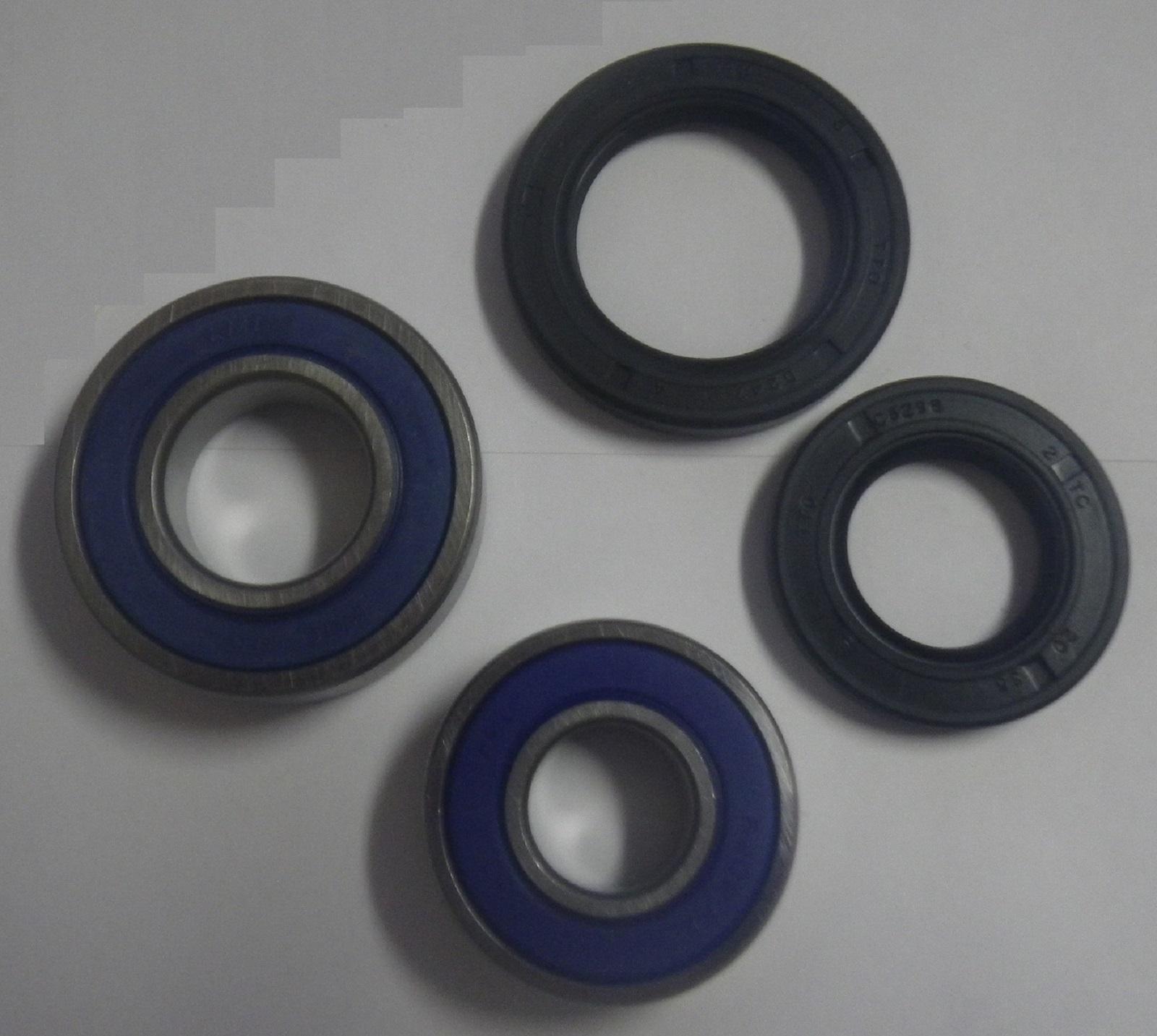 Honda TRX400EX Front Wheel Bearings and Seals Kit 1999-2008