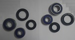 Kymco Mongoose 250 2004-2008 Front Wheel Bearing and Seal Kit | Set of 2